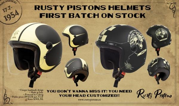 RUSTY PISTONS BAGS AND HANDBAGS  ON STOCK